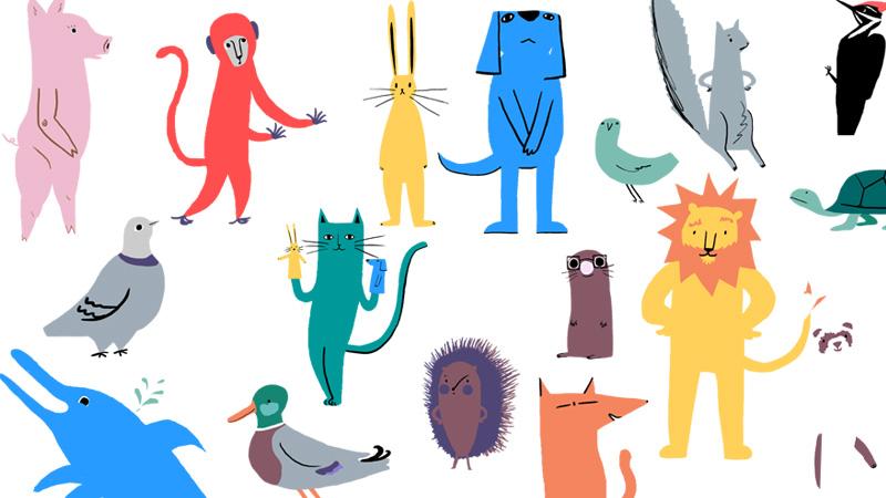 06 Phoebe Characters