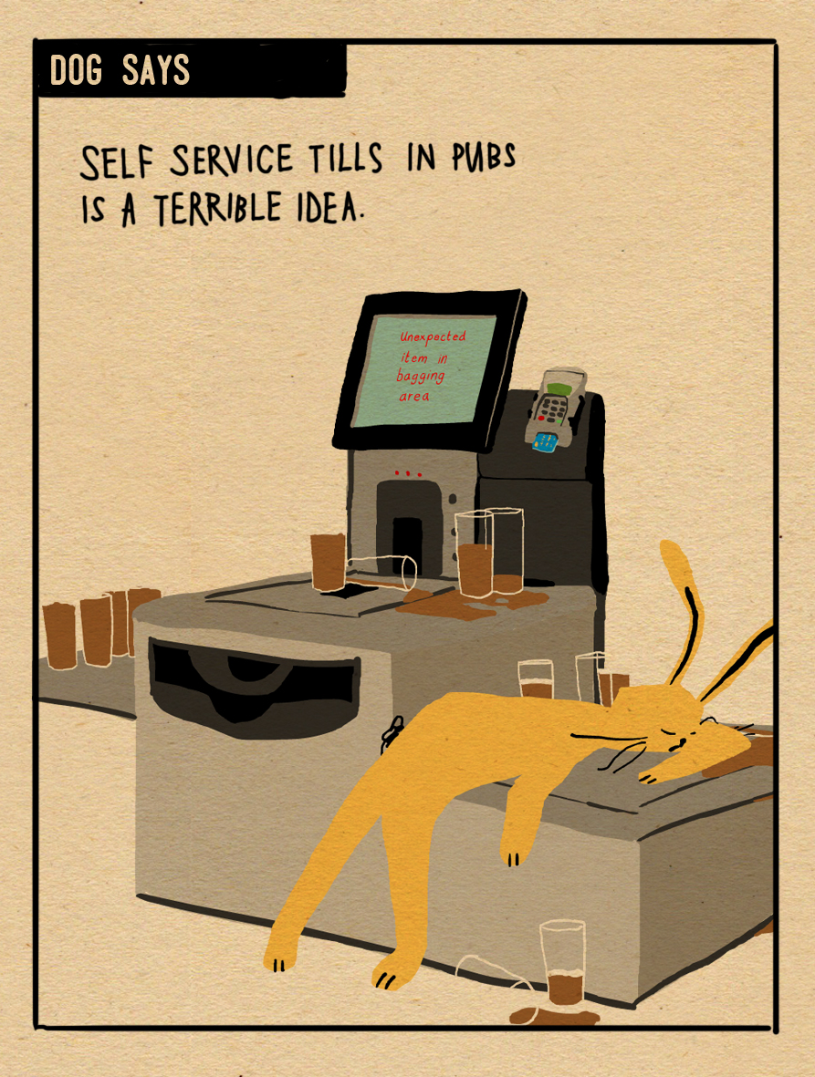 25 Self Service Small